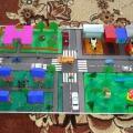 Дидактическая игра «Школа дорожных наук»
