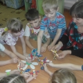 Проект «Мини-музей русской народной игрушки»