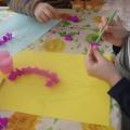 Интеграция НОД по теме: «Весна. Первые весенние цветы».