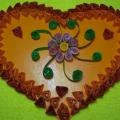 Фотоотчет о выставке сердечек-валентинок, посвященной Дню Святого Валентина