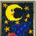 Выставка работ «Этот загадочный космос»