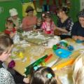 Встреча с родителями «Творческая мастерская по изготовлению новогодних игрушек»