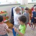НОД в средней группе «Спички— детям не игрушка»
