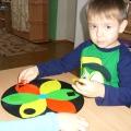 Дидактическая игра «Цвет и форма»