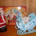 «Дед Мороз на волшебных санях, нам подарки привез». Мы заняли 1 место!