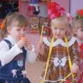 Весна пришла в ДС №17 «Рождественский»