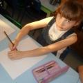 Изобразительная деятельность с использованием нетрадиционных техник рисования (при помощи ладошки).