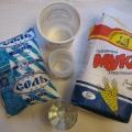 Мастер-класс: Украшение вазочки с использованием тестопластики