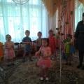 Интегрированное музыкальное занятие в младшей группе «В гости к Солнышку»