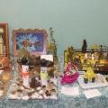 Выставка поделок совместного творчества детей и родителей «Город мастеров»