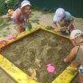 Игры с песком как способ развития и самотерапии ребенка в ДОУ