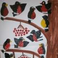 «Мы— друзья зимующих птиц». Непосредственно образовательная деятельность с детьми 4–5 лет