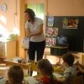 Непосредственная образовательная деятельность с детьми старшего дошкольного возраста. Художественное творчество.