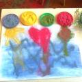 Занятие психолога с использованием песка для развития познавательной и эмоционально-чувственной сферы дошкольников