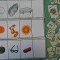 Дидактическая игра для развития цветовосприятия «Продолжи ряд»