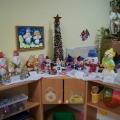 Выставка семейных поделок «Мой друг— Снеговичок»