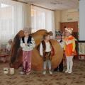 Театрализованное представление «Рукавичка»
