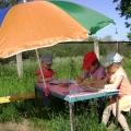 Итоги летней оздоровительной работы во II-младшей группе №5 «Радость»