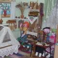 «Колыбельная для Ванюшки» (фотоотчет с открытого занятия)