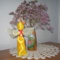 Мастер-класс по изготовлению русской традиционной тряпичной куклы. Кукла «Бабочка»