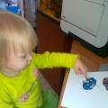 Кружок раннего развития— День 5 (Подробный дневничок комплексных игровых и развивающих занятий)