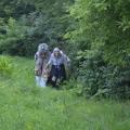 Фоторепортаж с летнего развлечения «В гостях у бабушки Яги и Лешего»