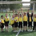 Участие в отборочном конкурсе по футболу «Мини звездочки!»