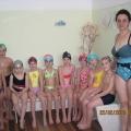 Мои юные пловцы