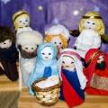 Мастер-класс. Праздник Рождества Христова. Кукольный театр. Изготавливаем кукол