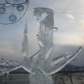 Фестиваль-конкурс снежно-ледовых скульптур «Волшебный лед Сибири»