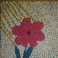 Пластилиновая мозаика «На лесной полянке»