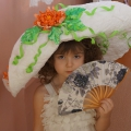 Конкурс в детском саду. Показ модных шляпок от «Шляпка— Шляпковича»