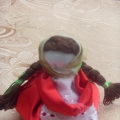 Мастер-класс: «Тряпичная кукла» для мамочек. Кукла-оберег «На удачу»