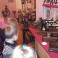 Экскурсия детей старшей и подготовительной группы в историко-краеведческий музей г. п. Фряново