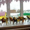 Златогривые кони