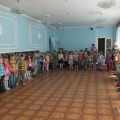 Спортивно-театрализованный праздник «Наш теремок», посвященный международному Дню защиты детей