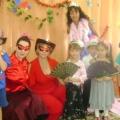 Летний карнавал в детском саду