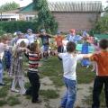 Развлечение для детей «Праздник молока»