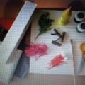 Мастер-класс «Мини огородик»