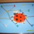 Развивающая игра «Паутинка»