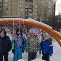 Организация сюжетно-ролевой игры на прогулке «Фабрика цветного льда»