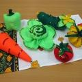 Гламурные овощи