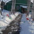 Зимний участок «Сказочная страна»