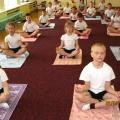 Здоровьесберегающая технология «Хатха-йога».