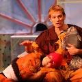 Приглашаем на спектакль «Кот в сапогах»