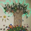 «Чудо-дерево». Настенное многофункциональное пособие