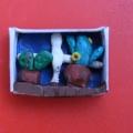 Мастер-класс по рельефной лепке «Пластилиновые окошки»