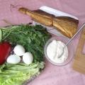 Салат рыбный «Ароматный». Рецепт