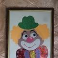 Портрет «Веселый клоун»