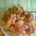 Плюшки «Хризантемы»